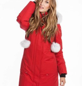 Moose Knuckles Womens Stirling Parka
