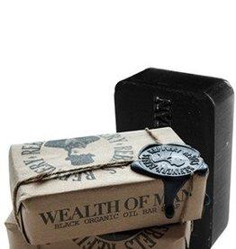 Rebels Refinery Wealth of Man Organic Soap Bar