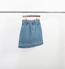 Hi-Rise A-line Skirt