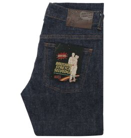Naked & Famous Boyfriend Brushed Stretch Selvedge