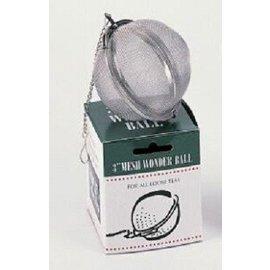 Harold Import Company Inc. HIC Mesh Tea Ball 3 in.