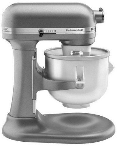 ... KitchenAid KitchenAid Stand Mixer Attachment Ice Cream Maker KICA0WH ...