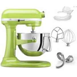KitchenAid KitchenAid Stand Mixer 6 Qt Bowl Lift Green Apple KP26M1XGA