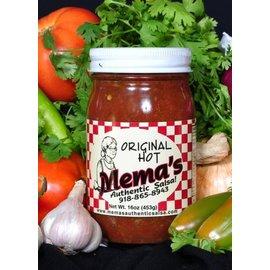 Mema's Salsa Mema's Salsa Original Hot
