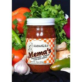Mema's Salsa Mema's Salsa Habanero