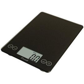 Escali Escali Arti Digital Scale Black