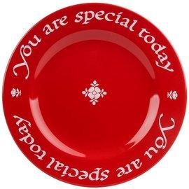 Waechtersbach (Konitz) Waechtersbach You Are Special Today Plate