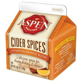Aspen Mulling Spices Aspen Mulling Spices Cinnamon Orange Mulling Spice