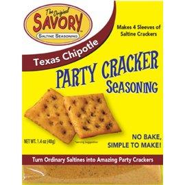 Savory Fine Foods Savory Fine Foods Texas Chipotle Saltine Seasoning