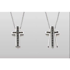 Trinity Cross Trinity Cross Necklace Peace CLOSEOUT