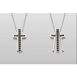 Trinity Cross Trinity Cross Necklace Peace