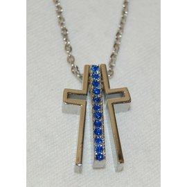 Trinity Cross Trinity Cross Necklace Truth
