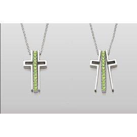 Trinity Cross Trinity Cross Necklace Gratitude