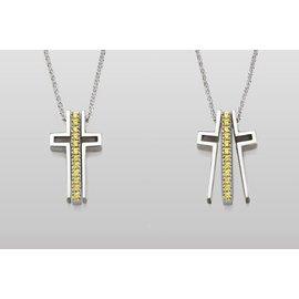 Trinity Cross Trinity Cross Necklace Miracles