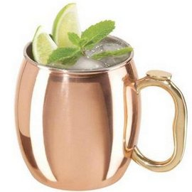 OGGI OGGI Copper Plated Moscow Mule Mug 20 oz