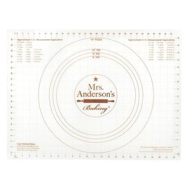 Harold Import Company Inc. HIC Mrs. Anderson's Flexible Pastry Mat 18 in. x 24 in.