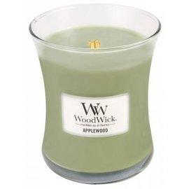 Virginia Gift Brands Woodwick Candle Medium Applewood