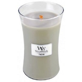 Virginia Gift Brands WoodWick Candle Large Fireside