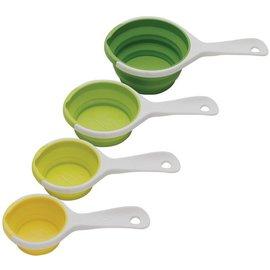 Chef'n Chefn Sleekstor Pinch'n Pour Green Tonal