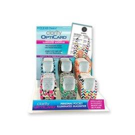 DM Merchandising Inc DM Merchandising Clarity Opticard