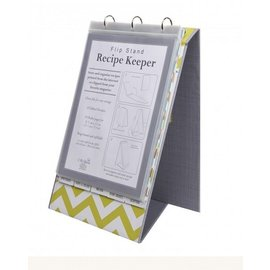 CR Gibson CR Gibson Kitchen Gear Vertical Recipe Keeper