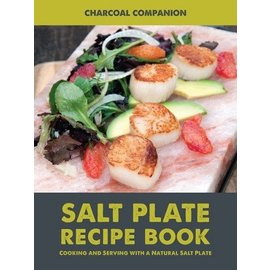 Companion Group Companion Group Himalayan Salt Plate Cookbook