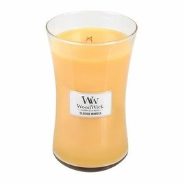 Virginia Gift Brands WoodWick Candle Large Seaside Mimosa