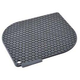 Charles Viancin Charles Viancin Honeycomb Pot Holder Grey