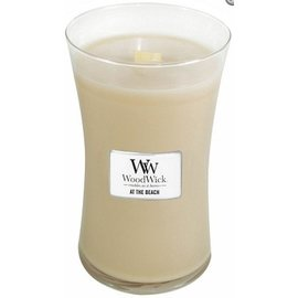 Virginia Gift Brands Woodwick Candle Large At the Beach