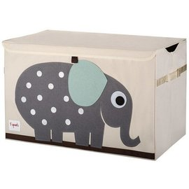 3 Sprouts 3 Sprouts Toy Chest Elephant
