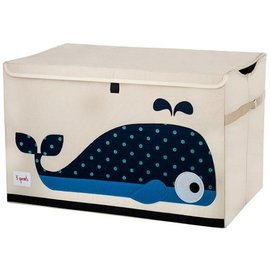3 Sprouts 3 Sprouts Toy Chest Whale