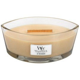 Virginia Gift Brands WoodWick Candle HearthWick Large At the Beach