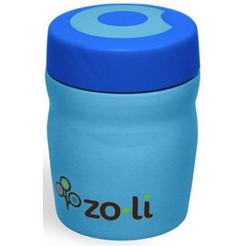 Zoli Zoli Dine Vacuum Insulated Food Jar Blue SLOW SELLER