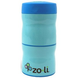 Zoli Zoli This & That Insulated Stackable Food Container Blue SLOW SELLER