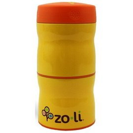 Zoli Zoli This & That Insulated Stackable Food Container Orange SLOW SELLER