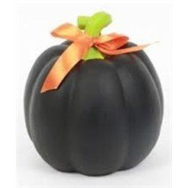Dennis East International DEI SW Ceramic Chalkboard Pumpkin 6.5 inch CLOSEOUT