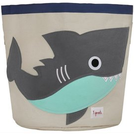 3 Sprouts 3 Sprouts Storage Bin Shark