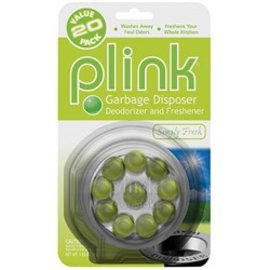 Harold Import Company Inc. HIC Plink Simply Fresh Value Pack of 20 Lime
