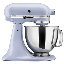 KitchenAid KitchenAid Stand Mixer Artisan 5 Qt Lavender Cream KSM150PSLR