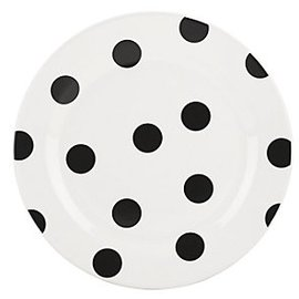 Kate Spade New York Kate Spade NY Accent Plate Deco Dot