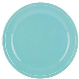 Kate Spade New York Kate Spade NY Dinner Plate Sculpted Scallop Turquoise
