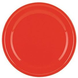 Kate Spade New York Kate Spade NY Dinner Plate Sculpted Scallop Red SLOW SELLER