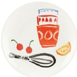Kate Spade New York Kate Spade NY Accent Plate Pretty Pantry 1