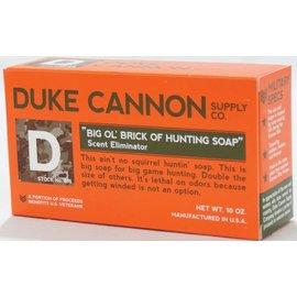 Duke Cannon Supply Co Duke Cannon Big Ol' Brick of Hunting Soap Scent Eliminator