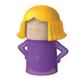 NewMetro NewMetro Angry-Mama Microwave Cleaner Purple Base
