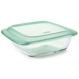 OXO OXO Good Grips Glass Baking Dish with Lid 2 Qt