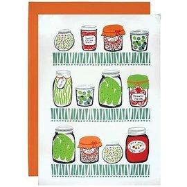 MUkitchen MuKitchen Flour Sack Print Towel Canning SPECIAL BUY