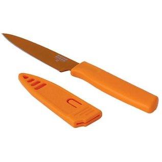 Kuhn Rikon Kuhn Rikon Nonstick Paring Knife Colori Tangerine