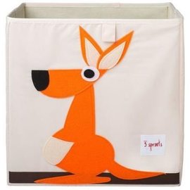 3 Sprouts 3 Sprouts Storage Box Kangaroo