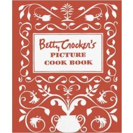 Harold Import Company Inc. HIC Betty Crocker Picture Cookbook DISCONTINUED
